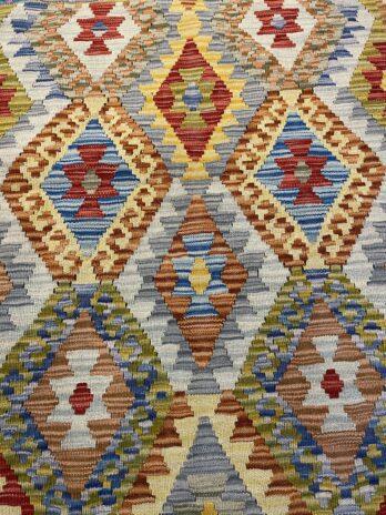 Afghan Kelim 146 x 109 cm