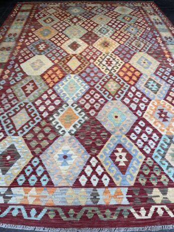 Afghan Kelim 292 x 209 cm