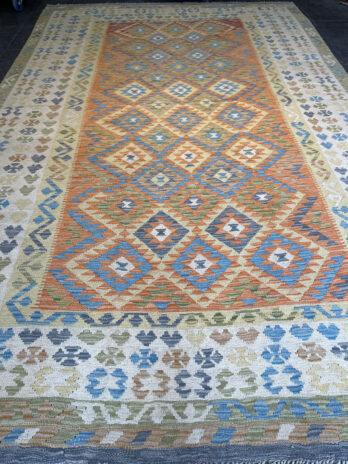 Afghan Kelim 318 x 197 cm