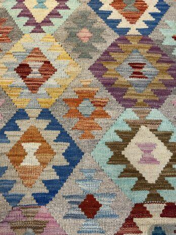 Afghan Kelim 124 x 79 cm