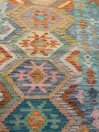 Afghan Kelim 152 x 107 cm