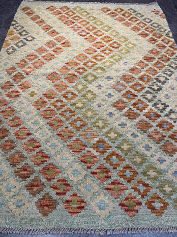 Afghan Teppich 144 x 105 cm