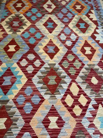 Afghan Kelim 296 x 210 cm