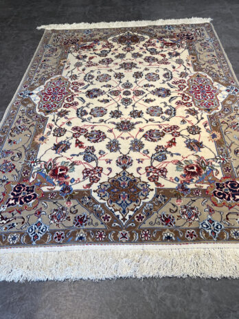 Isfahan mit Seide